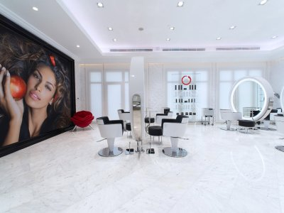 Aldo Coppola Kingdom of Beauty Abu Dhabi