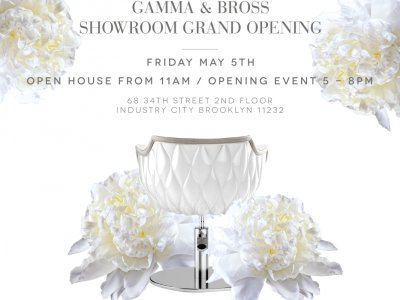 Grande Inauguration du Showroom de New York