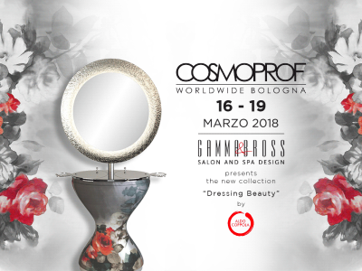 Cosmoprof 2018 - Dressing Beauty by Aldo Coppola