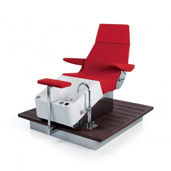 Sillon de Pedicura Streamline Deck Shiatsu