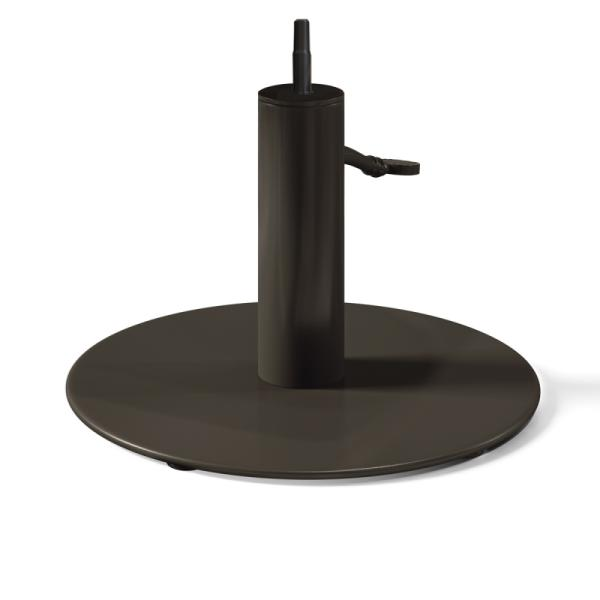 Campo_SPA Base Queen Mary - Black Matt