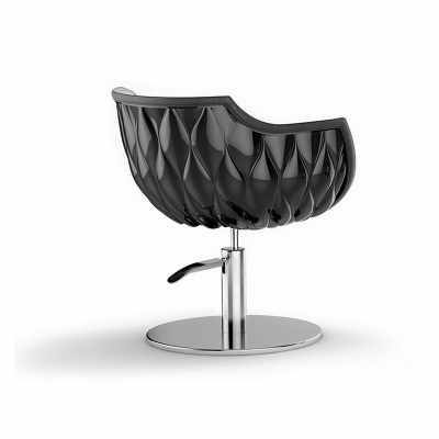 Campo_ENG Pearl Chair Black