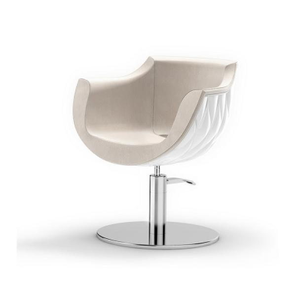 Campo_SPA Pearl Chair White